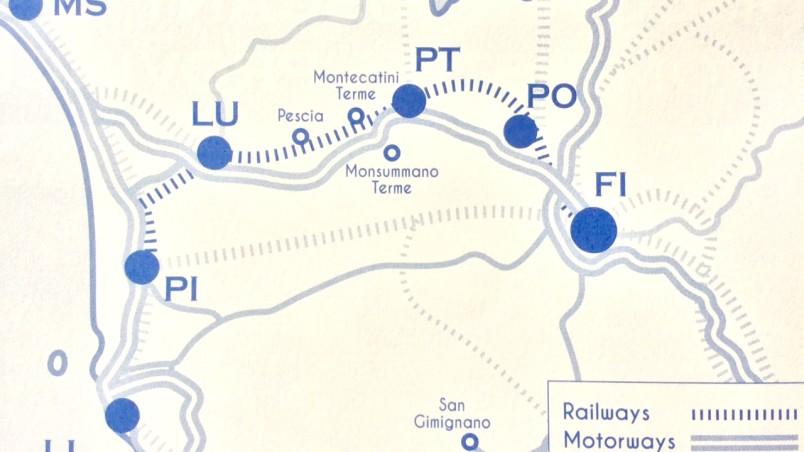 Smartuscany Map Toscana OK