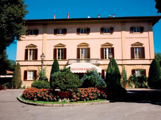 Hotel Villa Delle Rose Piazza Garibaldi