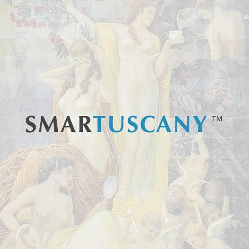 logo smartuscany - promozione turistica delle provincia di Pistoia