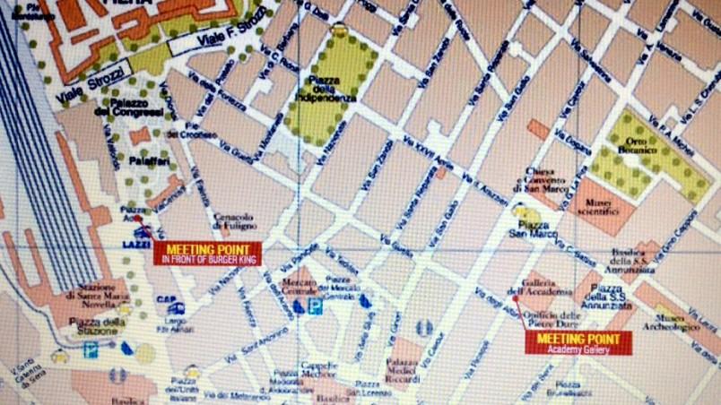 Firenze Map 01